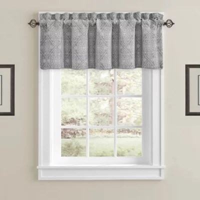 living room window valances furniture pictures india for bed bath beyond khalini darkening valance