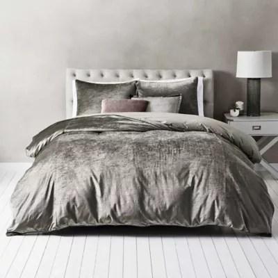 Wamsutta Velvet Duvet Cover Bed Bath  Beyond