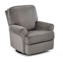 Best Chairs Swivel Glider Recliner Gaming Chair For Back Pain Tryp By Buybuy Baby