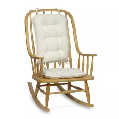 rocking chair covers canada cheap counter height chairs pads bed bath and beyond haitian rocker cushion set