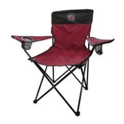 Recliner Lawn Chairs Folding Carpet Chair Mats Reclining Bed Bath Beyond Usc Legacy In Garnet