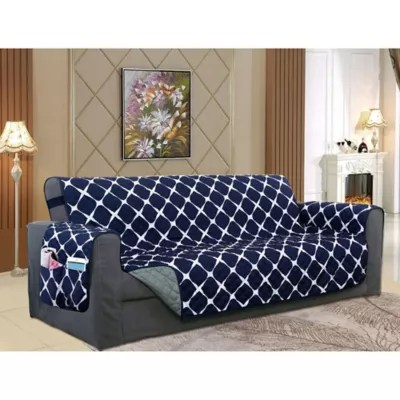 slipcover sofa bed bath beyond two tone reclining couch covers