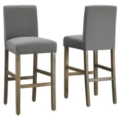Kitchen Stools With Backs How Much Does A Island Cost Counter Swivel Metal Leather Bar Bed Bath Dwell Home Polyester Upholstered Madrid Stool