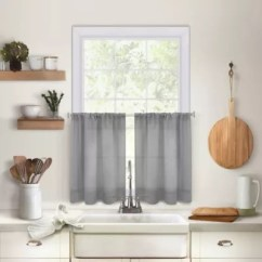 30 Inch Kitchen Curtains