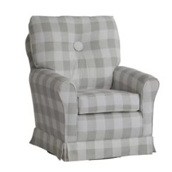 Chair And A Half Glider Recliner Steel For Sale Gliders Rockers Recliners Buybuy Baby The 1st Picnic Swivel In Grey