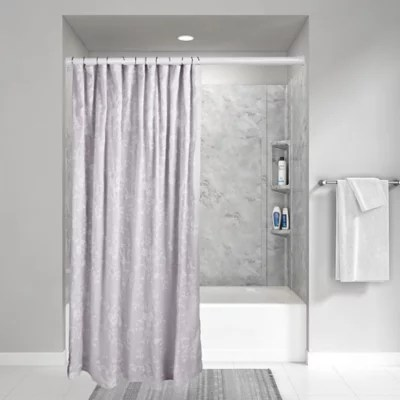 https www bedbathandbeyond com store product wamsutta vintage floral embroidery shower curtain 5334556
