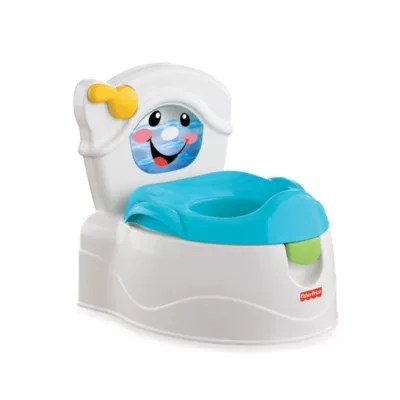 potty chair with ladder babies r us kids chairs training seat step stool books more bed bath fisher price learn to flush