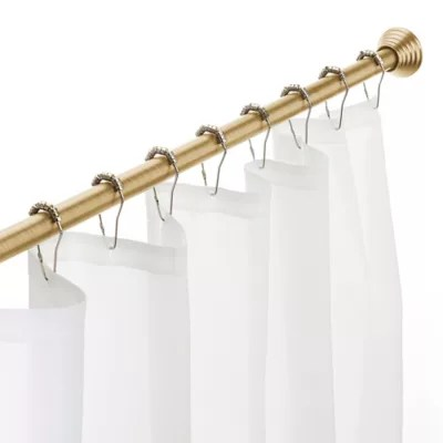 bronze shower curtain rings bed bath