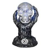 Skull Hand LED Halloween Decor