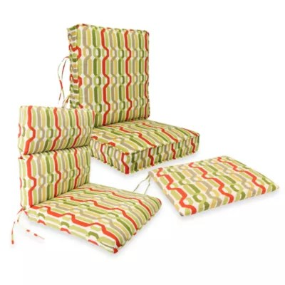 chair seat covers bed bath and beyond padded folding chairs australia outdoor cushions pillows patio furniture cushion collection in twist seaweed