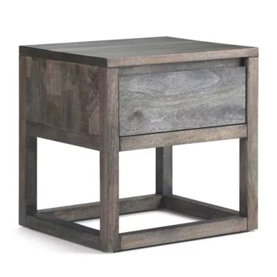 Bedroom Side Tables With Drawers Bed Bath Beyond