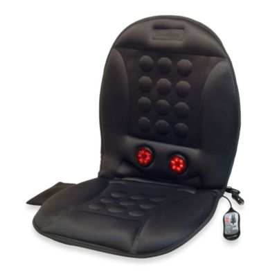 chair massage accessories unusual sashes supplies chairs foot back massagers bed bath 12 volt infra heat cushion