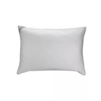 wamsutta dream zone white goose down side sleeper bed pillow