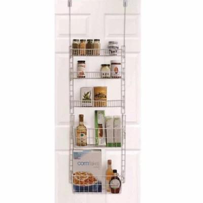 over the door 5 shelf pantry organizer