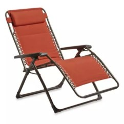 Zero Gravity Chairs Canada Yoga Posture The Chair Deluxe Oversized Padded Adjustable Bed Bath And