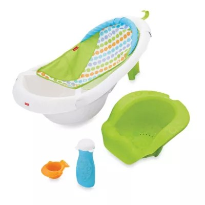 bath tub chair for baby how to fix a gliding rocking shop bathtubs seats inflatable bathtub buybuy fisher price 4 in 1 sling n seat