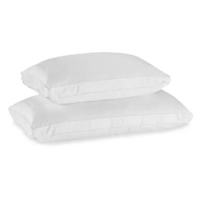 wamsutta extra firm density side sleeper bed pillow