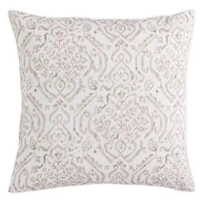 beige throw pillows bed bath beyond