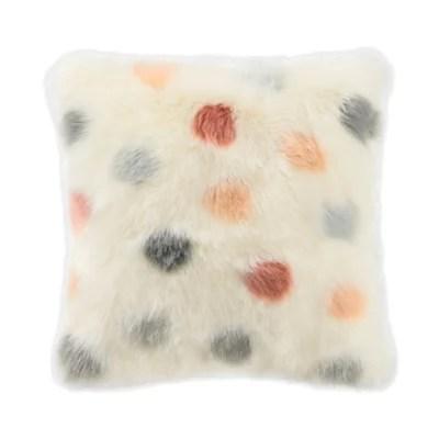 ugg jemma dot square throw pillow