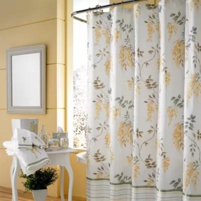 j queen new york citron shower curtain bed bath beyond