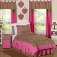 Sweet Jojo Designs Cheetah Girl Bedding Collection > Sweet ...