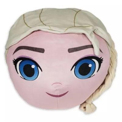 disney frozen 2 elsa revival 11 square cloud pillow