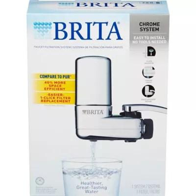 brita faucet filtration system bed bath beyond