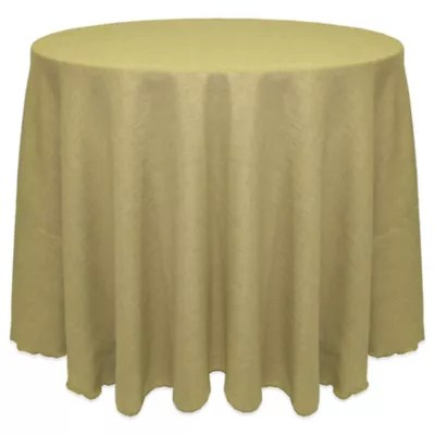 108 round tablecloth bed bath beyond