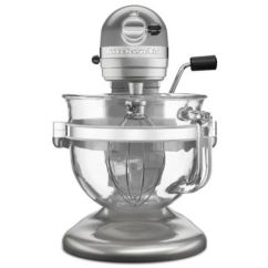 Kitchen Aid Pro Backyard Design Kitchenaid 600 Stand Mixer With 6 Quart Glass Bowl Bed Bath View A Larger Version Of This Product Image