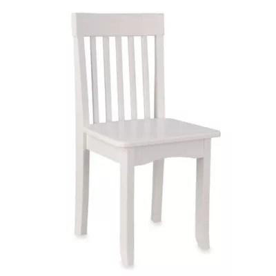kidkraft avalon chair zander swivel in white bed bath beyond