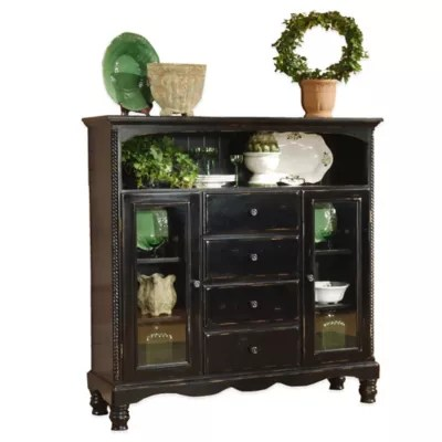 Hillsdale Wilshire 4 Drawer Baker S Cabinet In Rubbed