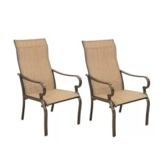 Hawthorne Oversized Sling Chairs Chair Mattress Beds Set Of 2 Bed Bath Beyond