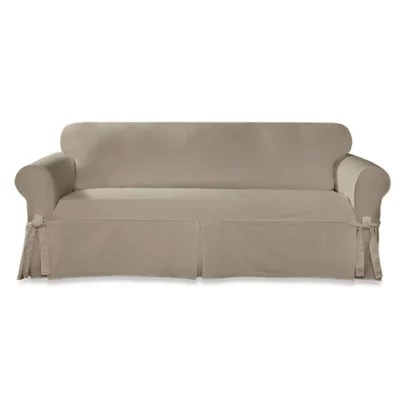 sofa covers toronto canada boconcept review furniture bed bath and beyond sure fit designer twill slipcovers