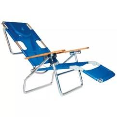 Folding Lawn Chairs Ontario Wicker Patio Chair Beach Pool Umbrellas Bed Bath Beyond Ostrich 3n1