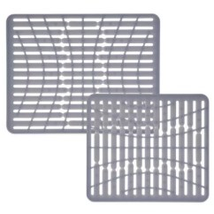Kitchen Sink Mats Create Your Own Protector Racks Bed Bath And Beyond Canada Oxo Good Grips Silicone Mat
