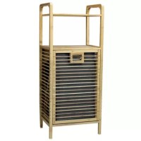 Buy Bamboo Laundry Hamper from Bed Bath & Beyond