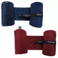 Buy SkySiesta Travel Pillow in Red from Bed Bath & Beyond