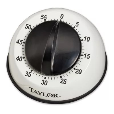 taylor kitchen timer quality brand cabinets long ring 60 minute bed bath beyond