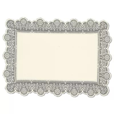heritage lace prelude placemat