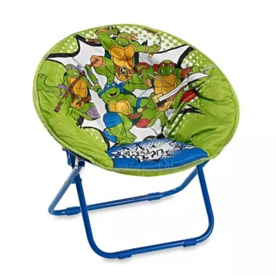 ninja turtles chair bedroom loaf teenage mutant saucer bed bath beyond