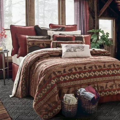 rustic bedding sets bed bath beyond