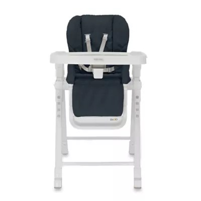Inglesina Gusto High Chair in Graphite  buybuy BABY