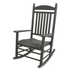 Types Of Rocking Chairs Calico Chair Covers Australia Patio Benches Product Type Bed Bath And Polywood Jefferson Slatted Rocker