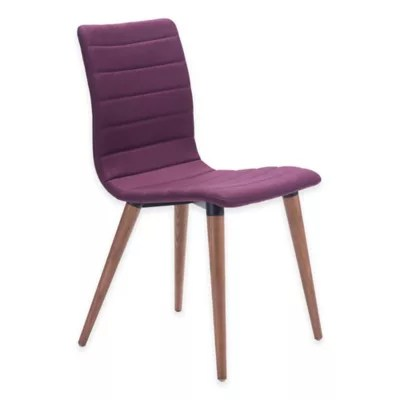 purple dining chairs canada donate table and zuo modern linen jericho in set of 2 bed