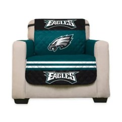 Philadelphia Eagles Chair Rocking Cushion Covers Nfl Cover Bed Bath Beyond