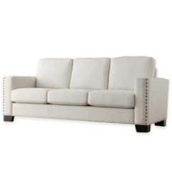 Accent Sofa U Shaped Sectionals Uk Verona Home Darby Nailhead Bed Bath And Beyond Canada View A Larger Version Of This Product Image