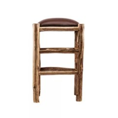 Folding Bar Stool Chairs Crate And Barrel Rocking Chair Slipcover 24 Stools Bed Bath Beyond Lodge Inch