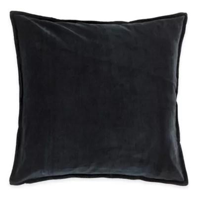 black velvet pillow bed bath beyond