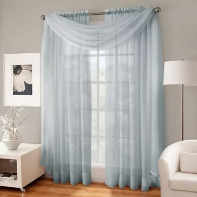 side panel curtain rods bed bath beyond