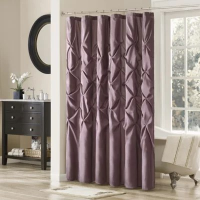 https www bedbathandbeyond com store s purple shower curtain